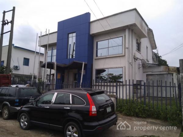 Detached House, 2nd Avenue, By Festac Second Gate, Festac, Festac, Isolo, Lagos, Detached Duplex for Sale