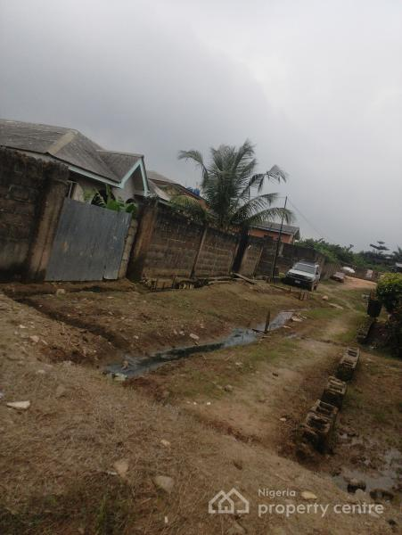 Half Plot of Land with Completed Structure with Genuine Document, Agric, Ikorodu, Lagos, Block of Flats for Sale