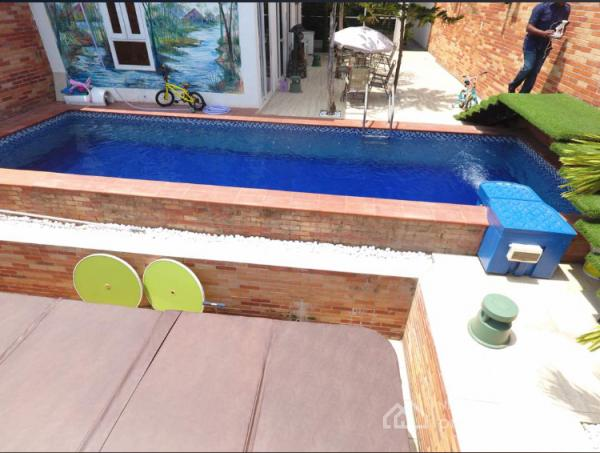 Luxury Furnished  6 Bedroom Room Detached Duplex with Jetty, Swimming Pool and Bq, Banana Island, Ikoyi, Banana Island, Ikoyi, Lagos, Detached Duplex for Sale