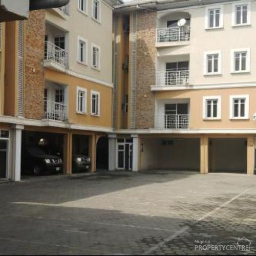 3 Bedrooms Flat For Rent In Wuraola Court, Lekki, Lagos