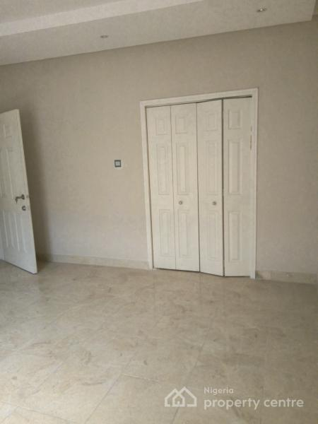 Newly Built Spacious 5 Bedroom Semidetached Duplex with a Room Bq, Fitted Kitchen, Etc., Off Fola Osibo, Lekki Phase 1, Lekki, Lagos, Semi-detached Duplex for Sale