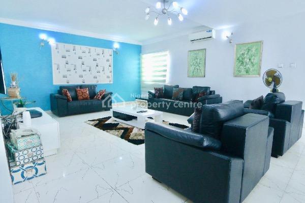 Luxury 4bed Apartment with Excellent Facilities, Ojulari Road, Lekki Phase 1, Lekki, Lagos, Flat Short Let