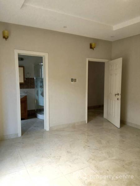 2 Units of Newly and Tastefully Built 5 Bedrooms Semi Detached Duplex with a Bq, Fitted Kitchen, Ample Parking Space Etc., Off Fola Osibo, Lekki Phase 1, Lekki, Lagos, Semi-detached Duplex for Sale