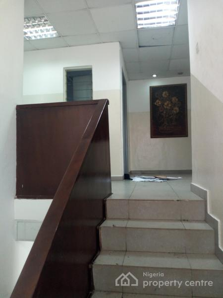 Massive 2 Units of Fully Detached 6 Bedrooms Office Duplex on Land Size 2000sqm, Muri Okunnola, Victoria Island Extension, Victoria Island (vi), Lagos, Detached Duplex for Rent