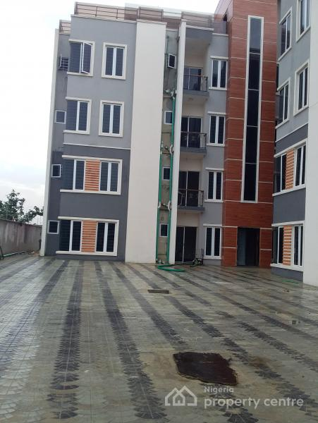 Furnished 4 Bedrooms Penthouse Apartments at Gbagada, Godmade Connect Court. Inside Harmony Estate., Ifako, Gbagada, Lagos, Terraced Duplex for Rent