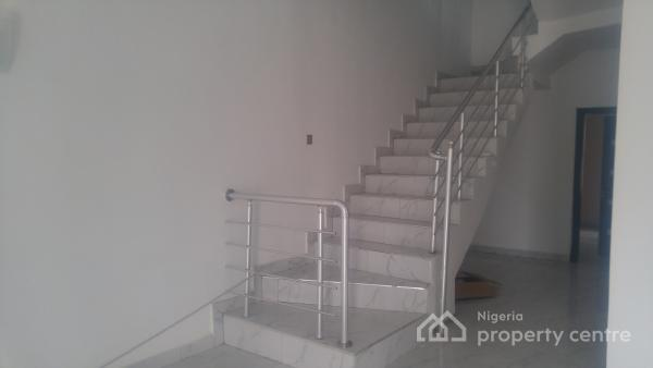 Brand New and Exquisitely Finished 4 Bedroom Semi-detached Duplex with Boys Quarter, Thomas Estate, Ajah, Lagos, Semi-detached Duplex for Sale
