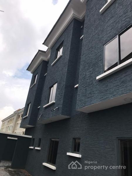 Newly Built Luxury Semi - Detached House, Parkview, Ikoyi, Lagos, Semi-detached Duplex for Sale