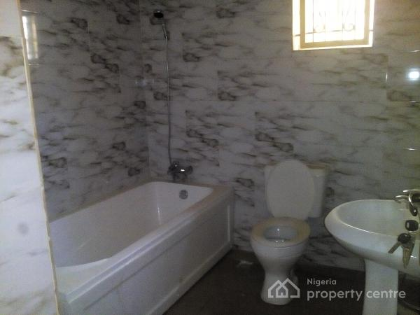 Beautiful 3 Bedroom Flat, Jahi, Abuja, Flat for Rent