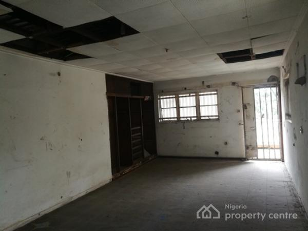 Redevelop Able Commercial 4 Bedroom Detached Duplex, Old Ikoyi, Ikoyi, Lagos, Detached Duplex for Sale