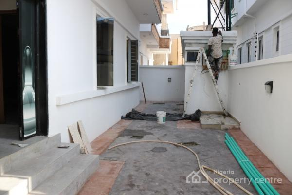 Brand New, Luxuriously Finished and Strategically Located 5 Bedroom Detached House with Boys Quarters, Agungi, Lekki, Lagos, Detached Duplex for Sale