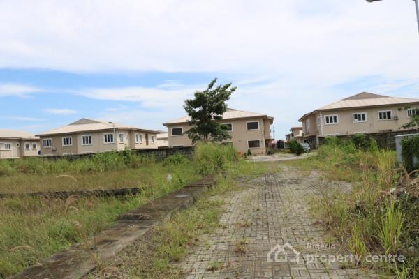 Dry Plot of Land Measuring 590 Square Metres, Emerald Housing Estate (aka Mobil Estate), Lekki, Lagos, Residential Land for Sale
