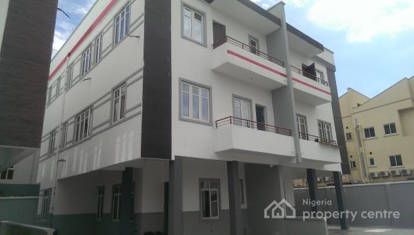 Exquisitely Tastefully Finished 5 Bedroom Semi Detached Duplex, Off Palace Road, Oniru, Victoria Island (vi), Lagos, Semi-detached Duplex for Sale