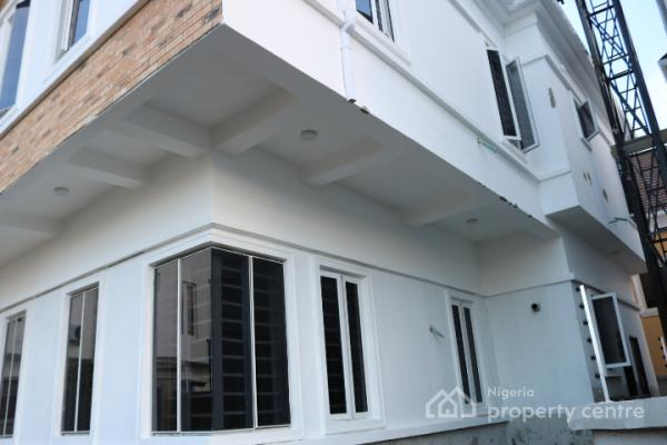 Brand New, Luxuriously Finished and Well Located 5 Bedroom Detached House with Boys Quarters, Oral Estate, Lekki Expressway, Lekki, Lagos, Detached Duplex for Sale