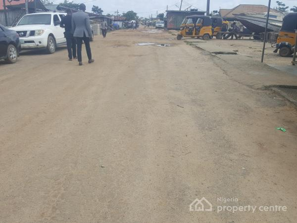 6 Plots, New Road, Just By Badore Jetty, Ado Road, Ado, Ajah, Lagos, Mixed-use Land for Sale