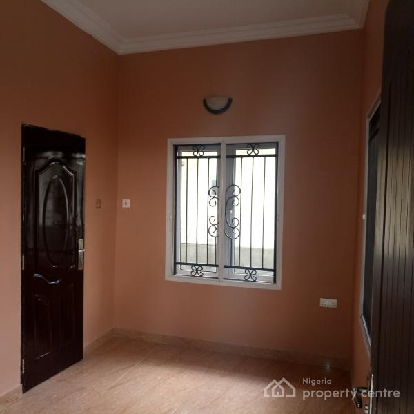 Super Brand New One Self Contained with 24hours 24/7 Electricity Supply N700k, By Meadow Hall, Ikate Elegushi, Lekki, Lagos, Self Contained (single Rooms) for Rent