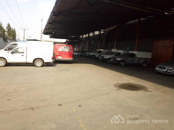 Warehouse at Ogba Industrial Estate, Ogba Industrial Estate, Ogba, Ikeja, Lagos, Warehouse for Rent