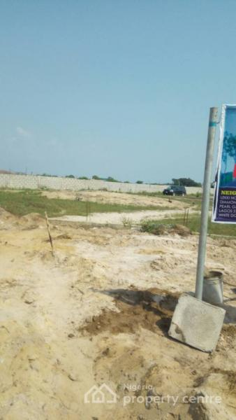 Land in Khl Phase 1 Close to Novare Lekki Shoprite Mall Up for Sale, Behind Pearl Garden Estate, Off  Cmb Road, Monastery Road,  Behind Novare Mall, Ibeju Lekki, Lagos, Mixed-use Land for Sale