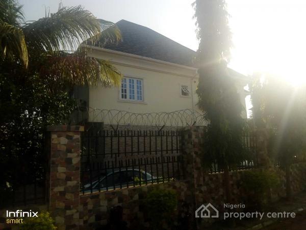 Luxury 6 Bedroom Duplex + 2 Sitting Rooms Within an Estate, Karu, Abuja, Detached Duplex for Sale