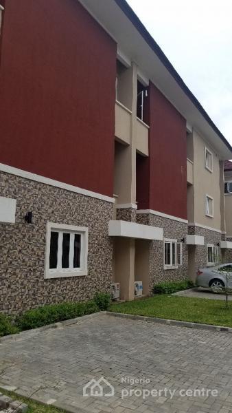 Contemporary Serviced 3 Bedroom Terrace Duplex, Osapa, Lekki, Lagos, Terraced Duplex for Sale