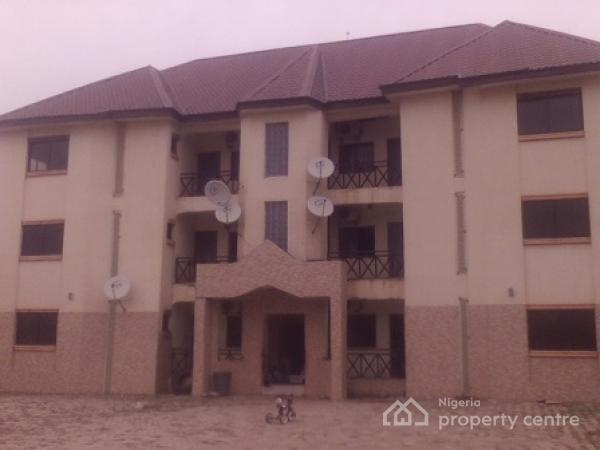Block of 6 Units of 3 Bedroom Flats, Near Dunamis and Old Federal Secretariat, Durumi, Abuja, Block of Flats for Sale