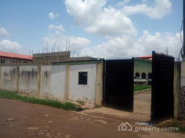 4 Bedroom Bungalow with Bq, Ago Palace, Isolo, Lagos, Detached Bungalow for Sale