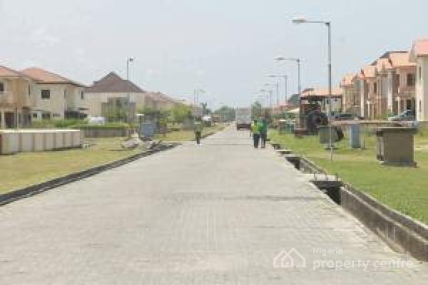 a Dry Land Measuring 800sqm in a Gated Estate, Buena Vista, Ikota Villa Estate, Lekki, Lagos, Residential Land for Sale