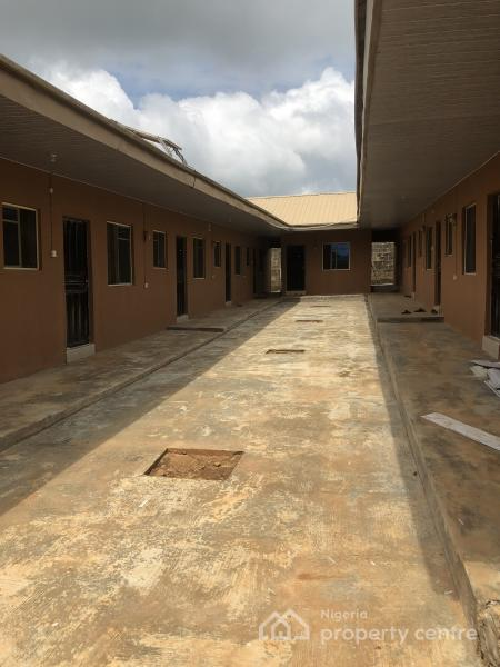 22 Rooms Self Contained Hostel, Futa North Gate, Akure, Ondo, Hostel for Sale