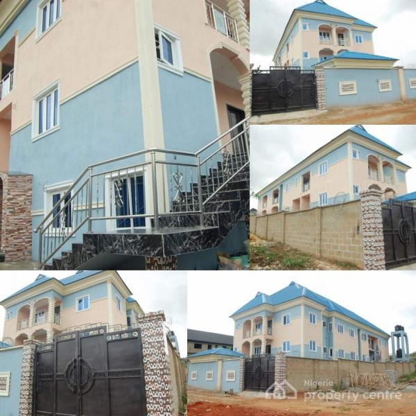 6 Units of 2 Bedroom Flat And1 Unit of Mini Flat and and Unite of Self-contained  on a 3 Plots of Land, Radio Estate, Ita Oluwo, Ikorodu, Lagos, Flat for Sale