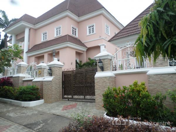 New Duplex with Swimming Pool, Maitama District, Abuja, Detached Duplex for Sale