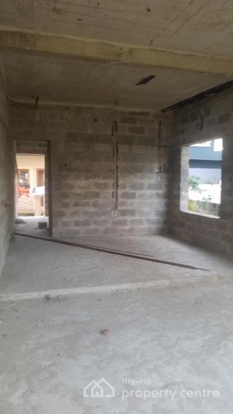 Uncompleted Contemporary 4 Bedroom Semi Detached Plus Bq, Victory Park Estate, Osapa, Lekki, Lagos, Semi-detached Duplex for Sale