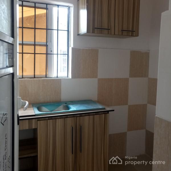 Super and Nice One Room Self Contained with Kitchen, Lekki Phase 1, Lekki, Lagos, Self Contained (single Rooms) for Rent