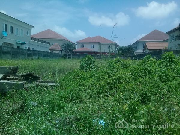 Land Measuring 800sqm, Nicon Town, Lekki, Lagos, Residential Land for Sale