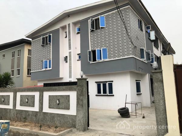 Luxury 3 Bedroom Flat, Off Wempco, Ogba, Ikeja, Lagos, Block of Flats for Sale