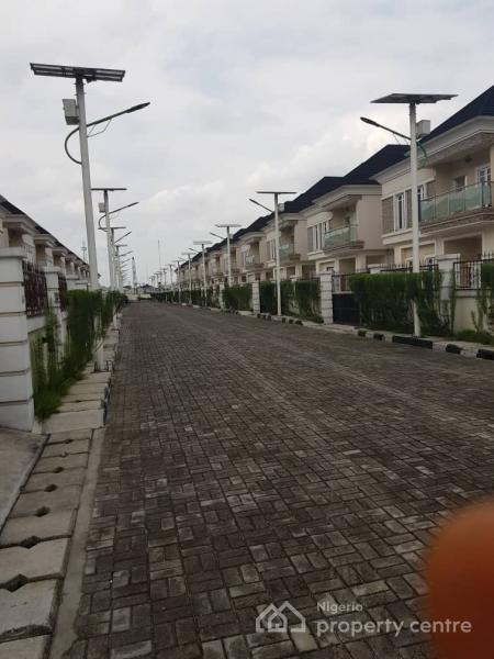 Lucrative Investment: Brand New Estate, Trans Amadi, Port Harcourt, Rivers, Detached Duplex for Sale