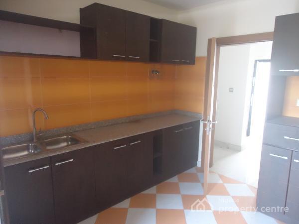 Luxury 4 Bedroom Terraced Duplex with a Room Bq, Chevron Right, Lekki, Lagos, Terraced Duplex for Sale