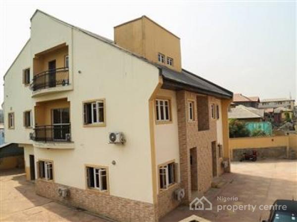 Luxury 4 Bedroom Semi Detached Duplex with a Room Bq, Adebanke Ajayi Street, Soluyi, Gbagada, Lagos, Semi-detached Duplex for Sale