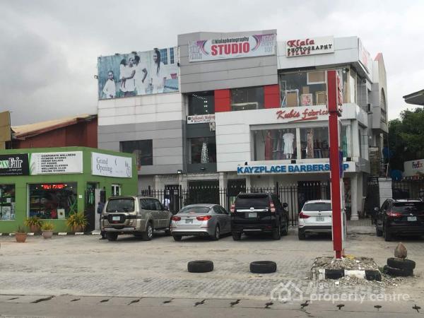 Luxury Mall for Sale, Lekki Phase 1, Lekki, Lagos, Plaza / Complex / Mall for Sale