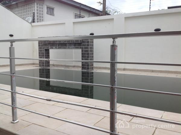 New Built 4 Units of Luxury 5 Bedroom Service Town Houses, Balaremusa Street, Victoria Island (vi), Lagos, House for Sale