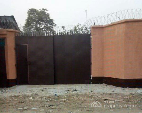 5 Plots of C of O Dry Land, Government House, Uzuoba, Port Harcourt, Rivers, Mixed-use Land for Sale