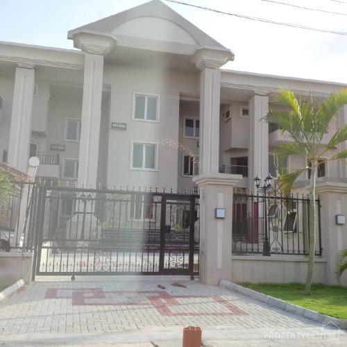 Exquisite 4/5 Bedroom Terrace/duplex For Sale In Osborne Foreshore ...