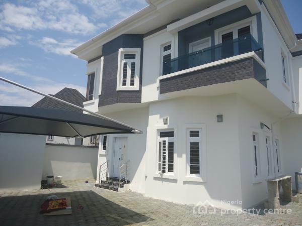 Luxury 5 Bedroom Detached Duplex with Excellent Facilities, West Estate, Lekki, Lagos, Detached Duplex for Sale