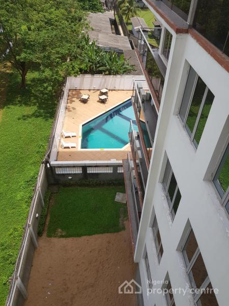 Luxurious 4 Bedroom Penthouse with Split Levels Overlooking The Golf Course, Old Ikoyi, Ikoyi, Lagos, Flat for Rent