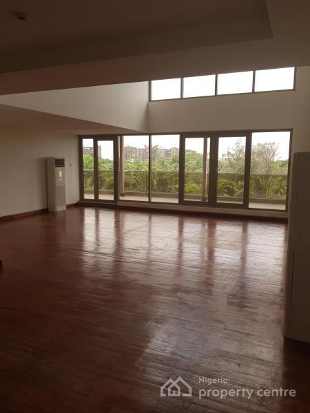 Split Level 4 Bedroom Luxury Penthouse Overlooking Ikoyi Golf Course, Old Ikoyi, Ikoyi, Lagos, Flat for Rent