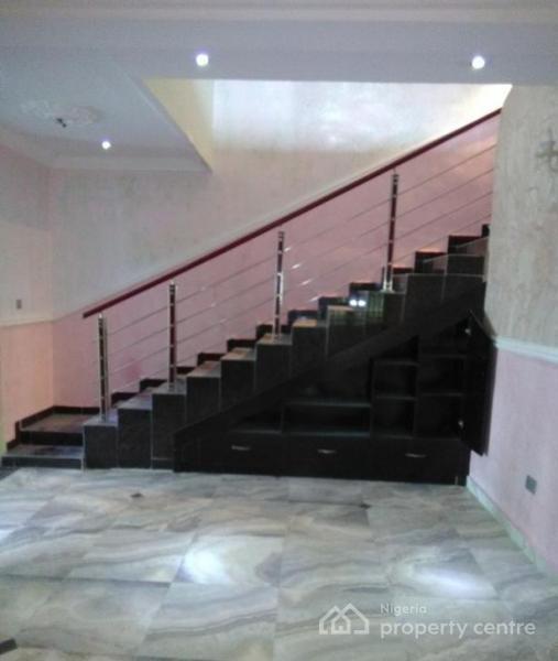 Luxury 4 Bedroom Duplex Plus Bq, Lekki Gardens Estate, Ikate Elegushi, Lekki, Lagos, Terraced Duplex for Sale