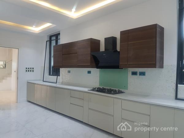 Luxury 5 Bedroom Detached Smart Home with Bq+ Cinema+pool+4.5kva Gen., Banana Island Estate, Banana Island, Ikoyi, Lagos, House for Sale