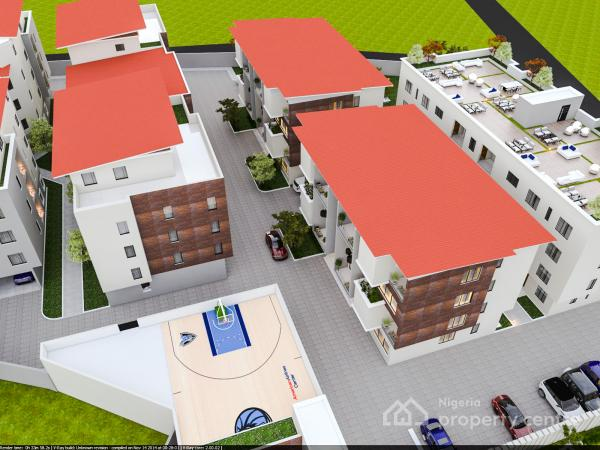 Off Plan Beautiful, Modern and Extremely Functional Design 2 Bedroom  Condo Apartment, Tm-meadows, Ebute Metta East, Yaba, Lagos, House for Sale