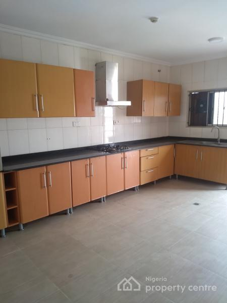 Exquisitely Finished and Serviced 3 Bedroom Apartment with a Room Bq in an Estate, Babs Animashun, Bode Thomas, Surulere, Lagos, Flat for Rent