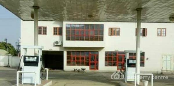 Filling Station with C of O, Nyanya-karshi Express Way, Karshi, Abuja, Filling Station for Sale