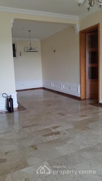 Fully Serviced 3 Bedroom Townhouse with a Room Boys Quarter, Banana Island, Ikoyi, Lagos, Terraced Duplex for Rent