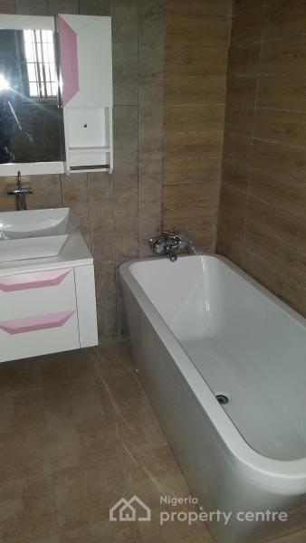Topnotch Built 5 Bedroom Semi Duplex with Excellent Finishing, Banana Island, Ikoyi, Lagos, Semi-detached Duplex for Sale